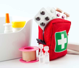 First Aid &Travel
