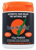 Rose-Hip Vital Powder 125g Rosehip