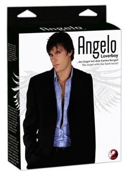 YT2 Loverboy Angelo doll - 518450