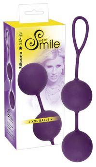 Smile XXL Balls purple - 522090