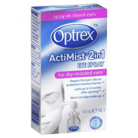 OPTREX ACTIMIST ITCHY EYE 10ML