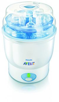 Avent  Electric Steam Steriliser 4 in 1