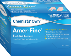 Chemist's Own Amer-Fine Nail Treatment 5mL