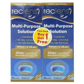 RECLENS MPS 360ML+360ML T/PAC