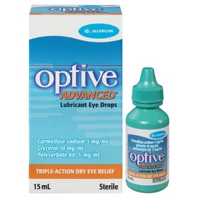 OPTIVE ADVANCED 15ML