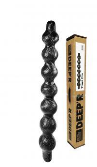 DEEP'R  Tract Pro  Black  70 cm. diameter 8.20 cm. - 137114