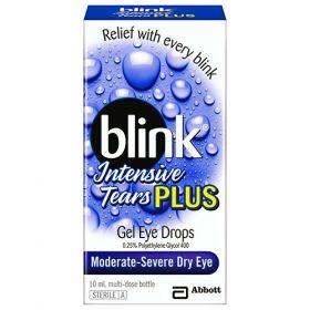 BLINK INTENSV TEARS PLUS 10ML