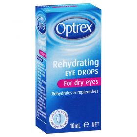 OPTREX REHYDRATING DROPS 10ML