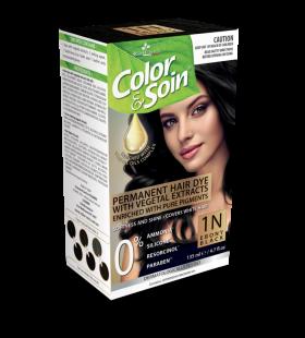 Color & Soin 1N Ebony Black