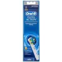 Oral-B Floss Action Brush Heads 2pk (EB-25)