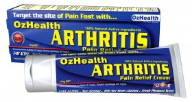 OzHealth Arthritis Pain Relief Cream
