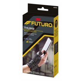 Futuro Deluxe Thumb Stabilizer - Black