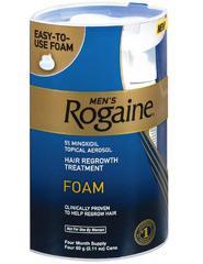Regaine Foam x 1 Month ( Rogaine Minoxidil  5% )