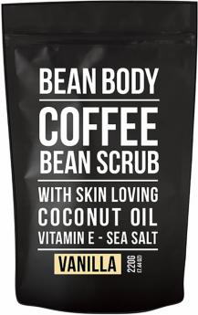 Bean Body | Coffee Bean Scrub - Vanilla