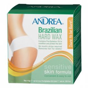 Andrea Brazilian Hard Wax