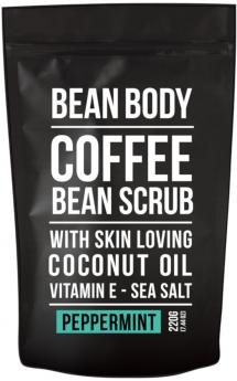 Bean Body | Coffee Bean Scrub - Peppermint