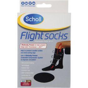 Scholl Flight Socks Unisex