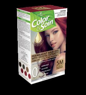 Color & Soin 5M Light Mahogany Chestnut