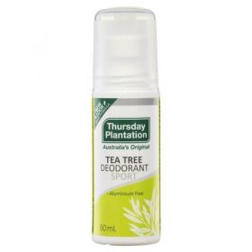Deodorant Sport 60ml - TTSAP60 Thursday Plantation