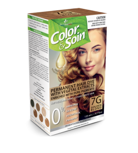 Color & Soin 7G Golden Blond