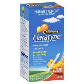 Claratyne Children's Syrup 60ml