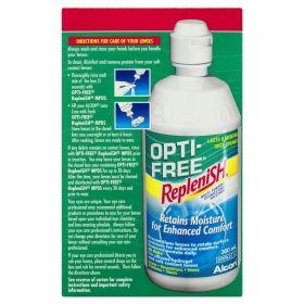 OPTI FREE REP TRVL PK 60ML