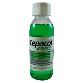 CEPACOL REG SOLUTION 150ML