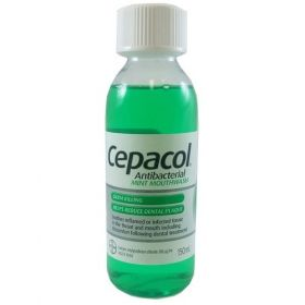 CEPACOL MOUTHWASH MINT 150ML