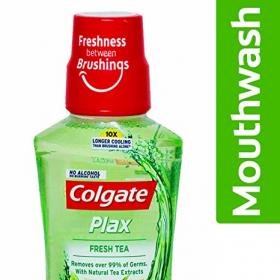COLGATE PLAX M/WSH F/TEA 500ML