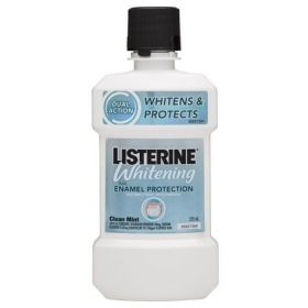 LISTERINE WHITENING 235ML