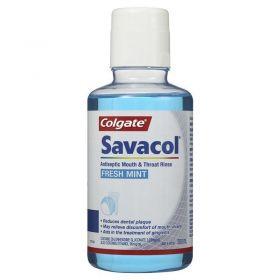 SAVACOL RINSE MINT 300ML