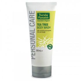 Tea Tree Body Wash 200ml - TTBWASH Thursday Plantation