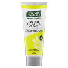 Tea Tree Antiseptic Cream 100g - TTACREAM Thursday Plantation