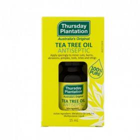 Thursday Plantation Tea Tree Oil 100% 15ml - TTOIL15-SU