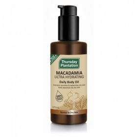Thursday Plantation Macadamia Face & Body Oil 125ml