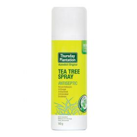 Tea Tree Spray 140g - TTTS140 Thursday Plantation