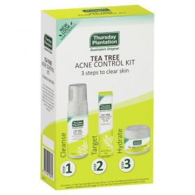 Thursday Plantation Tea Tree Natural Clear Skin Kit - TTNCSKIT