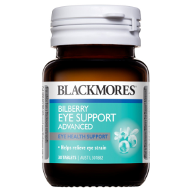 Blackmores Bilberry Eye Support X 30Tablets