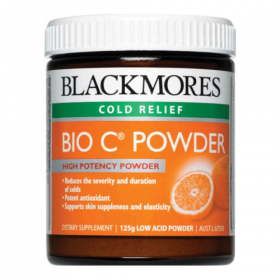 Blackmores Bio C Powder 125g Low Acid Powder
