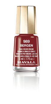 "Mavala Nail Polish 989 ""Bergen"""