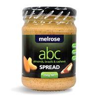 Melrose ABC Nut Spread