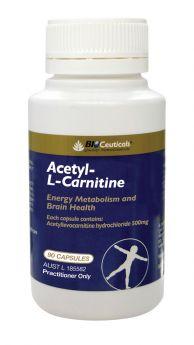 Bioceuticals Acetyl-L-Carnitine 90 capsules