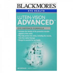 Blackmores Lutein-Vision Advanced X 60Capsules