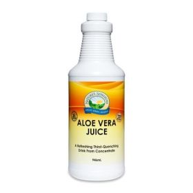 Nature's Sunshine Aloe Vera Juice 946ml - NSP1680