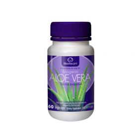 Lifestream Biogenic Aloe Vera 60 Capsules - LMBAV60