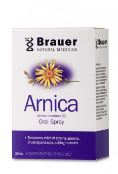 Brauer Arnica Oral Spray 20mL