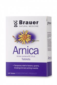 Brauer Arnica Tablets 60