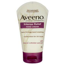 Aveeno Intense Relief Hand Cream 100g