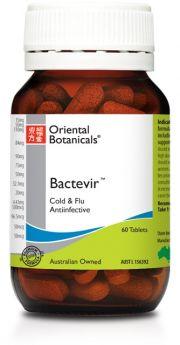 Oriental Botanicals Bactevir 60 Tablets