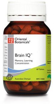 Oriental Botanicals Brain IQ x 60